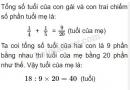 Bài 1 trang 180 SGK Toán 5