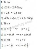 Bài 17 trang 15 SGK Toán 7 tập 1