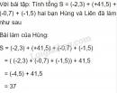Bài 19 trang 15 sgk toán 7 tập 1