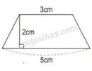 Bài 2 trang 167 (Ôn tập về tính chu vi, diện tích một số hình) SGK Toán 5