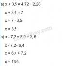 Bài 2 trang 175 sgk toán 5 tiết 169 luyện tập