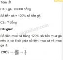 Bài 2 phần 2 trang 179 sgk toán 5
