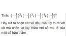 Bài 28 trang 19 sgk toán 7 tập 1