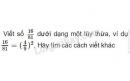 Bài 29 trang 19 sgk toán 7 tập 1