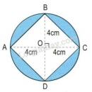 Bài 3 trang 167(Ôn tập về tính chu vi, diện tích một số hình) SGK Toán 5