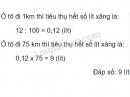 Bài 3 trang 171 SGK Toán 5