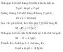 Bài 4 trang 175 sgk toán 5 tiết 169 luyện tập