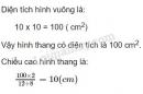 Bài 4 trang 167 sgk toán 5 luyện tập