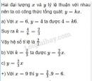 Bài 1 trang 53 sách giáo khoa toán 7 tập 1