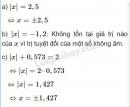 Bài 101 trang 49 sgk toán 7 tập 1