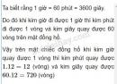 Bài 11 trang 56 sách giáo khoa toán 7 tập 1
