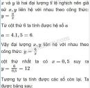 Bài 13 trang 58 SGK Toán 7 tập 1