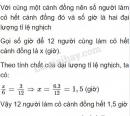 Bài 18 trang 61 SGK Toán 7 tập 1