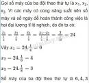 Bài 21 trang 61 SGK Toán 7 tập 1