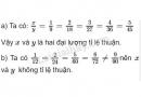 Bài 5 trang 55 SGK Toán 7 tập 1