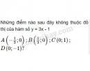 Bài 55 trang 77 sgk toán 7 tập 1