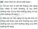 Bài 56 trang 78 sgk toán 7 tập 1