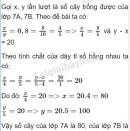 Bài 58 trang 30 SGK Toán 7 tập 1