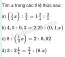 Bài 60 trang 31 sgk toán 7 tập 1