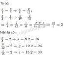 Bài 61 trang 31 SGK Toán 7 tập 1