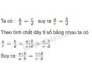 Bài 63 trang 31 SGK Toán 7 tập 1