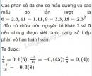 Bài 66 trang 34 sgk toán 7 tập 1