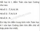 Bài 74 trang 36 sgk toán 7 - tập 1