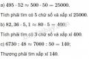 Bài 77 trang 37 SGK Toán 7 tập 1