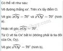 Bài 8 trang 83 sgk toán 7 - tập 1