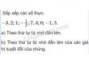 Bài 92 trang 45 SGK Toán 7 tập 1