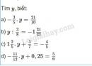 Bài 98 trang 49 SGK Toán 7 tập 1