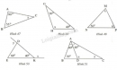 Bài 1 trang 107 SGK Toán 7 tập 1