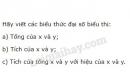 Bài 1 trang 26 sgk toán 7 - tập 2