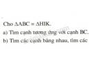 Bài 11 trang 112 - Sách giáo khoa toán 7 tập 1