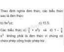 Bài 11 trang 32 sgk toán 7 - tập 2