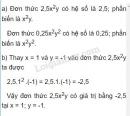 Bài 12 trang 32 sgk toán 7 - tập 2
