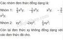 Bài 15 trang 34 sgk toán 7 - tập 2