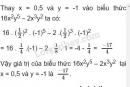 Bài 19 trang 36 SGK Toán 7 tập 2