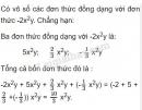 Bài 20 trang 36 sgk toán 7 - tập 2