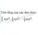 Bài 21 trang 36 sgk toán 7 - tập 2