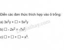 Bài 23 trang 36 SGK Toán 7 tập 2