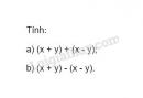 Bài 29 trang 40 sgk toán 7 - tập 2