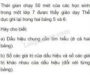 Bài 3 trang 8 SGK Toán 7 tập 2