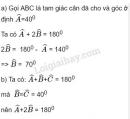 Bài 49 trang 127 - Sách giáo khoa toán 7 tập 1