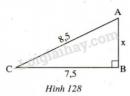Bài 54 trang 131 SGK Toán 7 tập 1