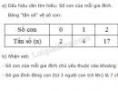 Bài 6 trang 11 sgk toán 7 - tập 2