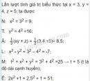 Bài 6 trang 28 sgk toán 7 - tập 2