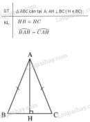 Bài 63 trang 136 - Sách giáo khoa toán 7 tập 1