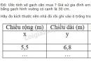 Bài 8 trang 29 sgk toán 7 - tập 2