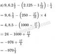 Bài 1 trang 88 sgk toán 7 tập 2